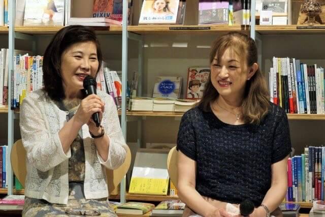 藤田和子さんと島村八重子さん